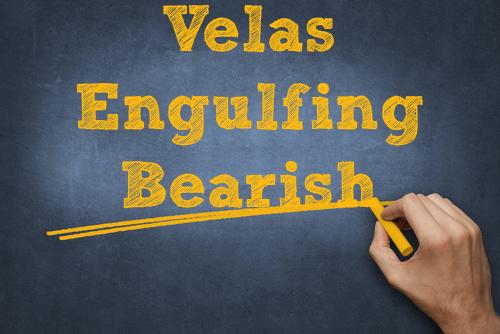 vela Engulfing Bearish