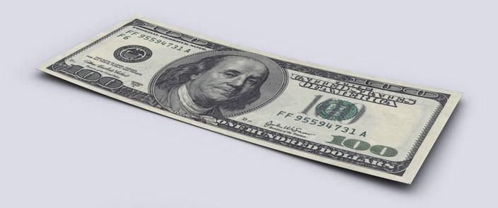 deuda de estados unidos cien dolares