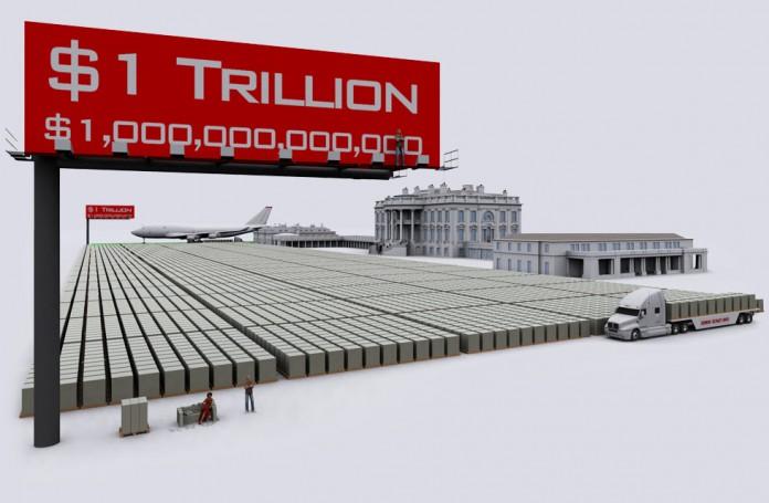 deuda de estados unidos billon