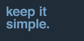 articulo sobre como mantener tu trading simple y kiss