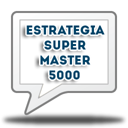 Estrategia de forex Super Master 5000
