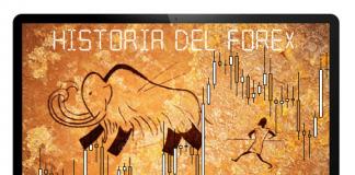 historia del forex