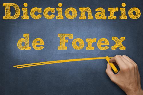 diccionario de forex