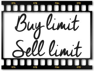 ¿Qué son las Órdenes Pendientes Limit (Buy Limit y Sell Limit)?