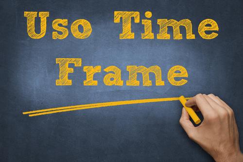 uso time frame