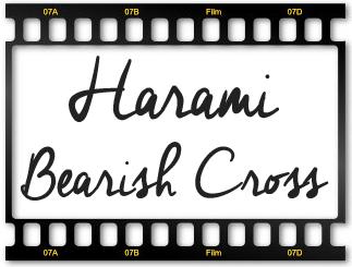 Velas Harami Bearish Cross (Cruz Harami Bajista)