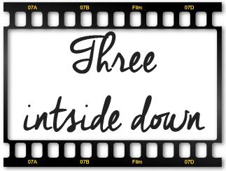 Three Inside Down (Tres Pautas Interiores Bajistas)