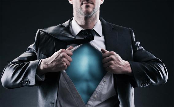 ego en forex superheroe