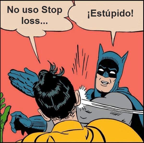 batman errores en forex
