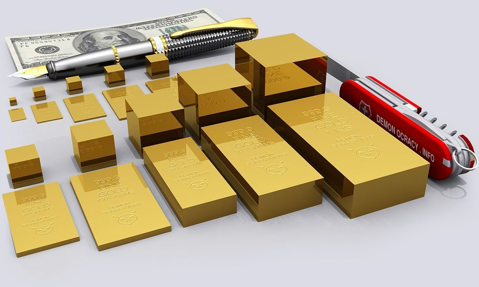 191 Cuantas Reservas De Oro Hay En El Mundo