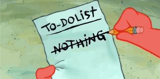 lista de verificacion bob