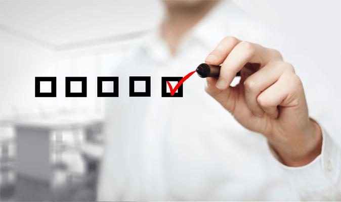 lista de verificacion forex