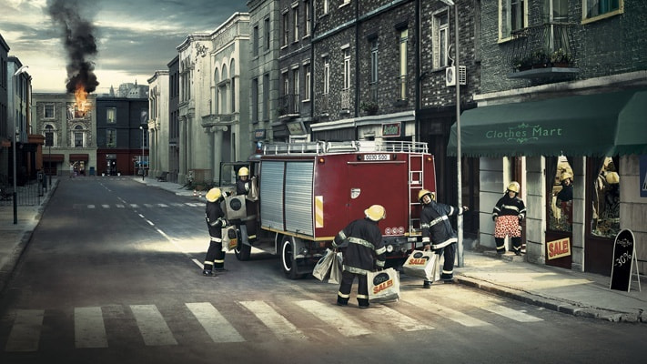 traders exitosos bomberos
