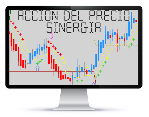 acciones del precio sinergia