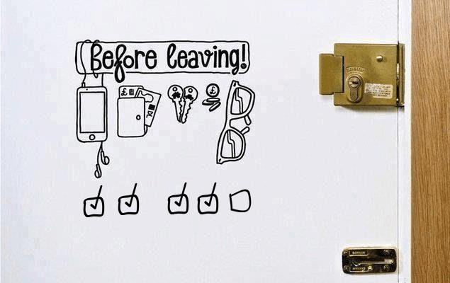 plan de trading checklist