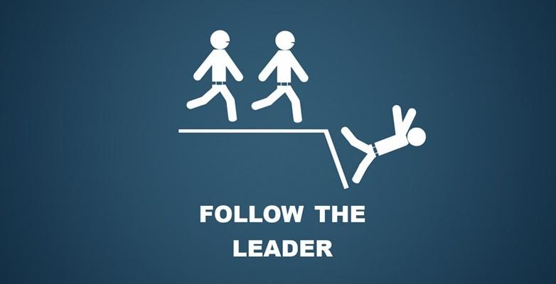son errores de trading seguir al lider