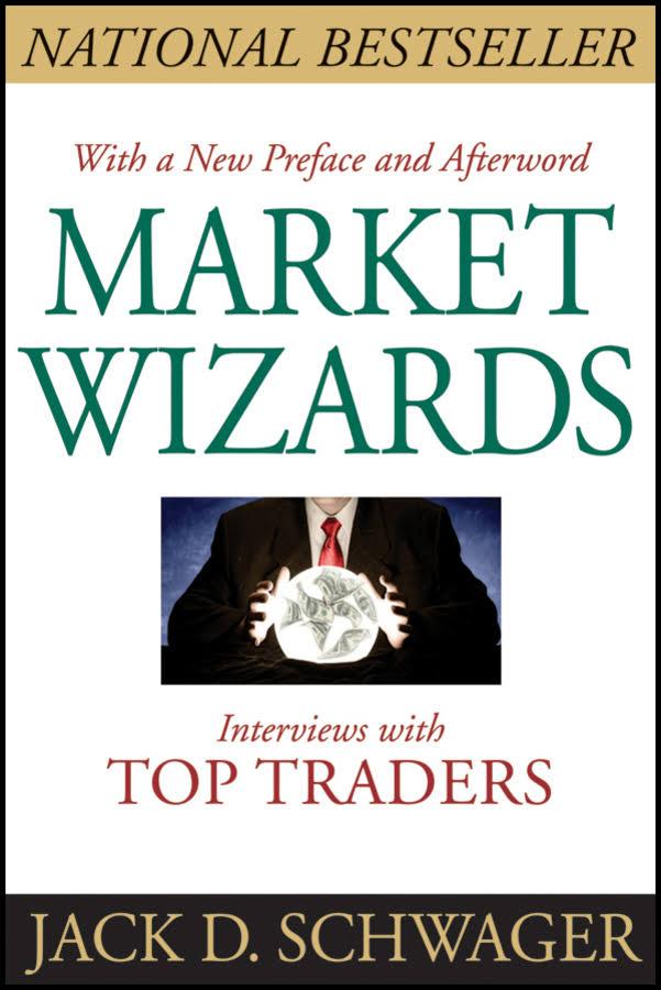 portada de libros de trading Market Wizard