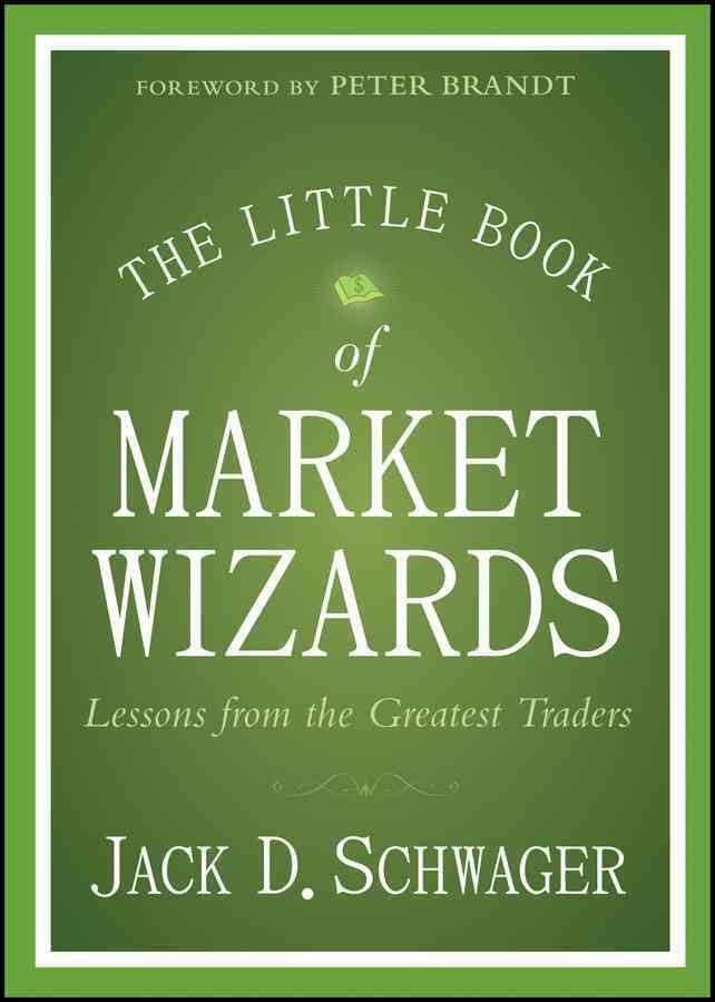portadas de libros de trading The Little Book of Market Wizards