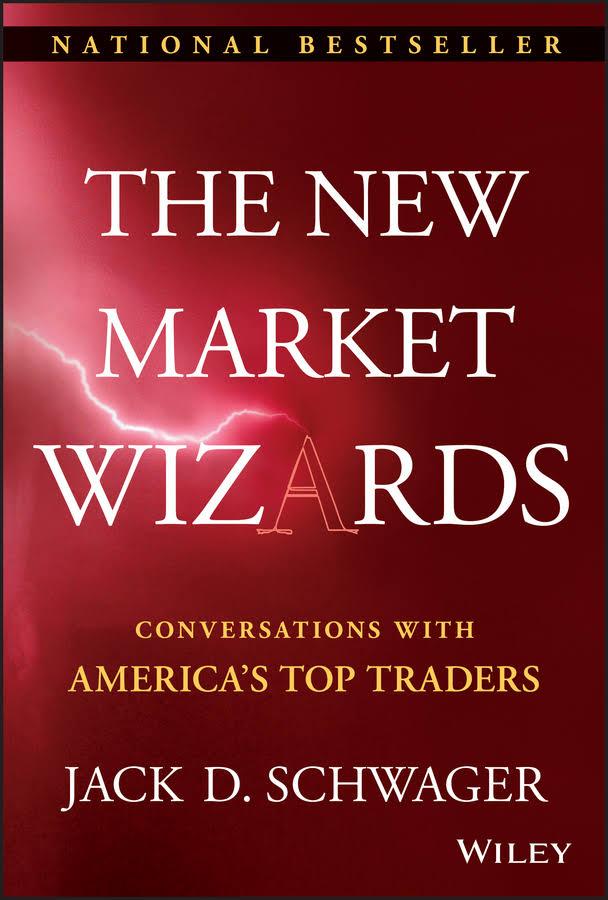 portadas de libros de trading The new market wizards