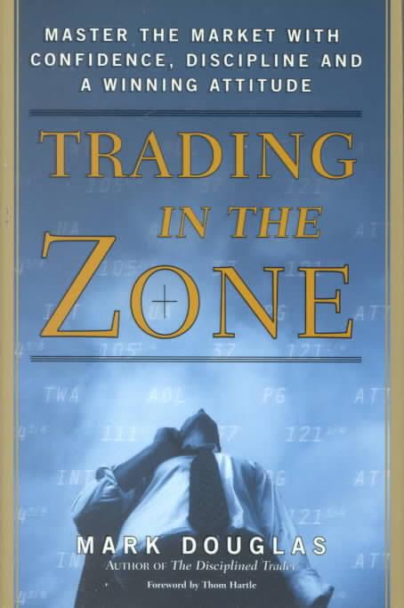 portadas de libros de trading Trading in the zone