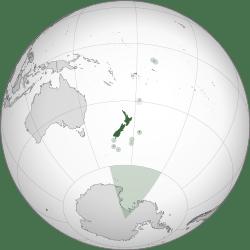 principales economías: Nueva zelanda