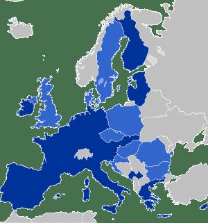 principales economías: union europea