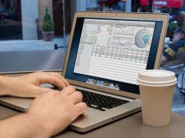 trading en el ordenador